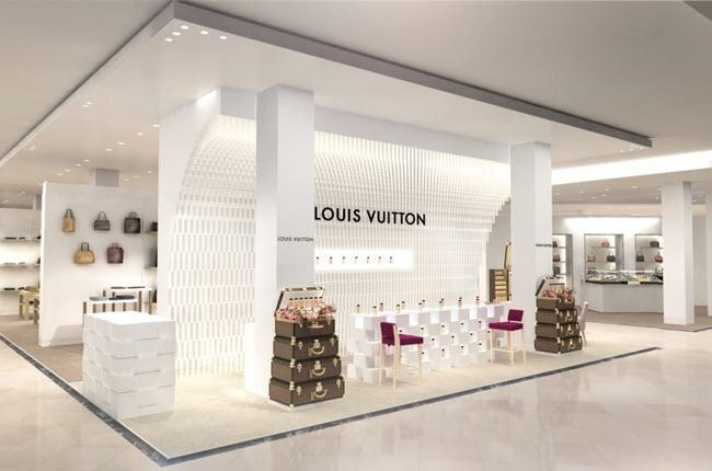 Louis Vuitton To Open Men's Pop-Up Shop in Milan
