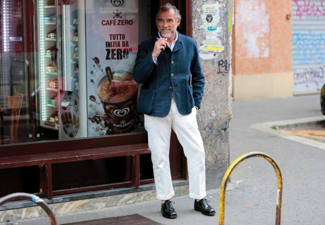 Milan: Alessandro Squarzi | 5 Tastemakers Share an Insider Look into the Fashion Capitals They Call Home