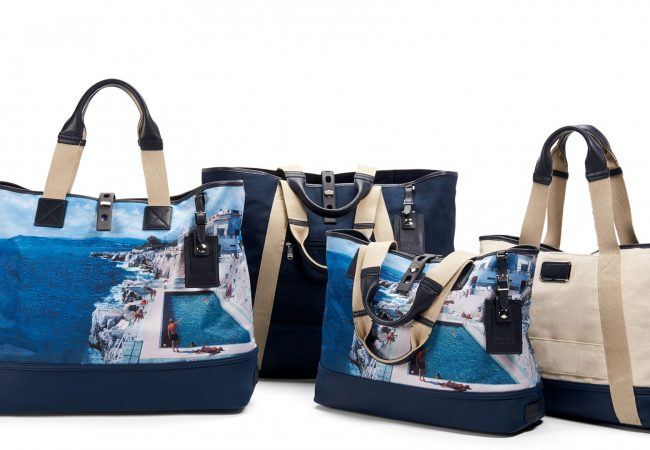 Take these Slim Aarons Inspired Beach Bags on Your Next Tropical Getaway