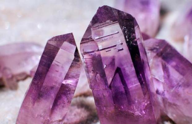 Amethyst: The purple princess