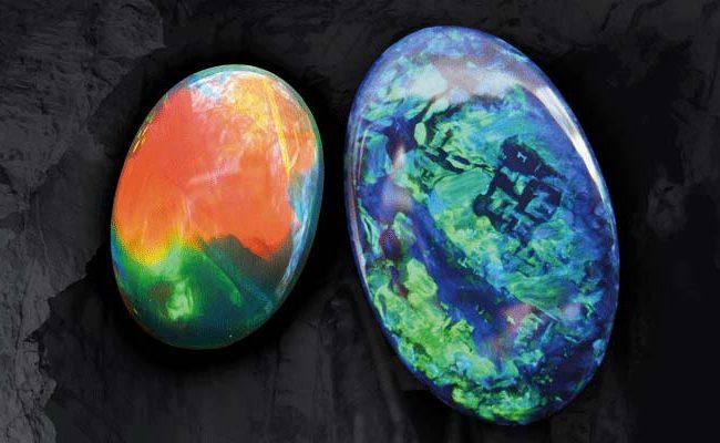 Opal: Australia's national gemstone