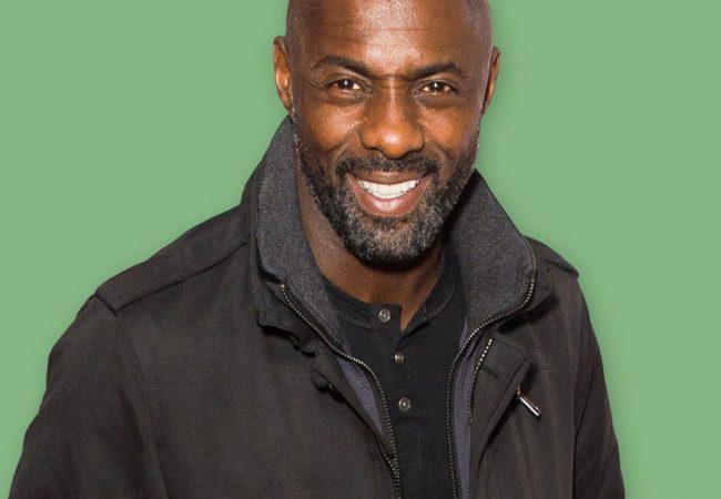 The Idris Elba Lookbook