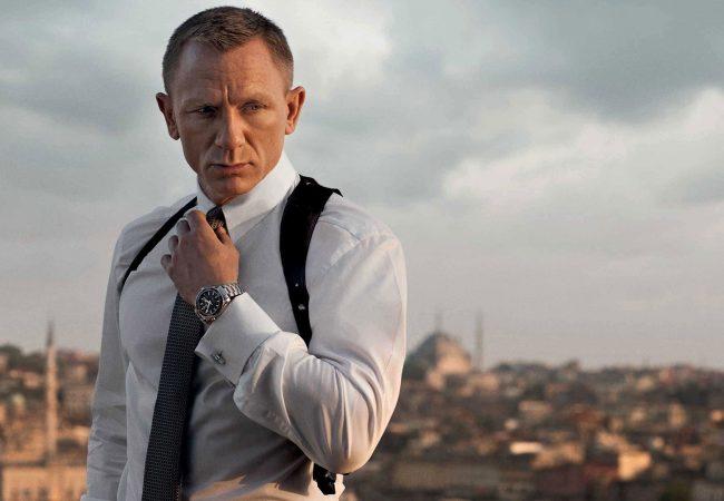 Inside James Bond's Next-Level Omega Seamaster Collection