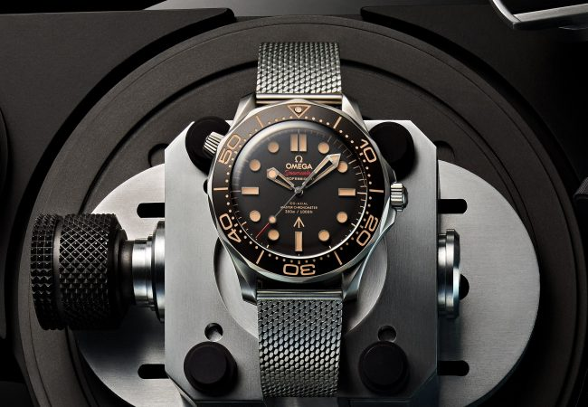 James Bond's 'No Time to Die' Watch Can Already Be Yours