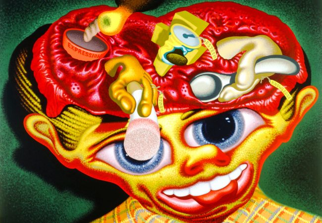 Peter Saul, the Artist Who Paints the Carnage