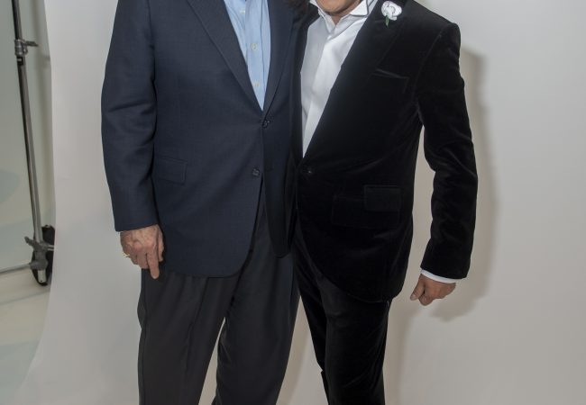 What Was Rudy Giuliani Doing at New York Fashion Week?