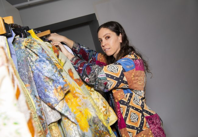 Why Collina Strada Designer Hillary Taymour Refuses to Call Her Brand Sustainable