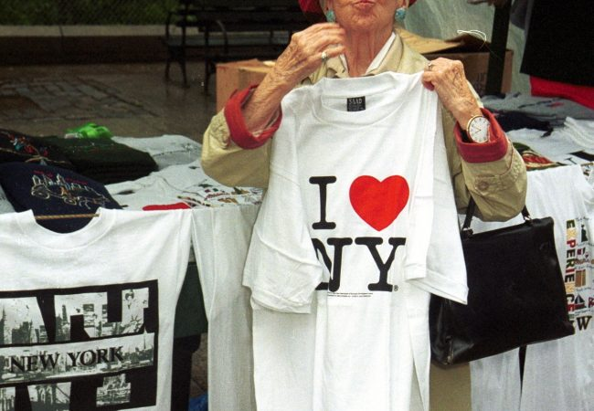 Why the T-Shirt Is the Soul of New York Fashion