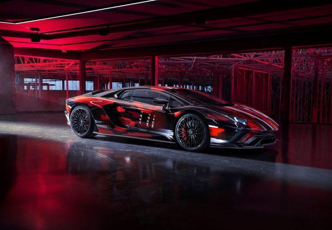 For the High-Speed Hypebeast: a Yohji Yamamoto Lamborghini