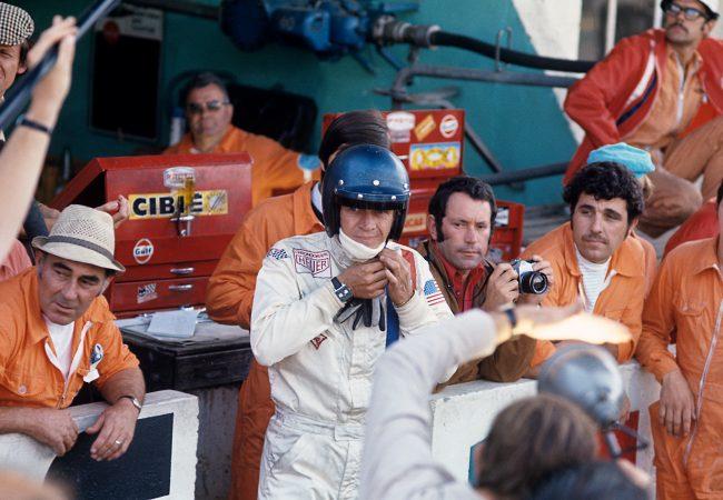 Steve McQueen's Le Mans Watch Races to Auction