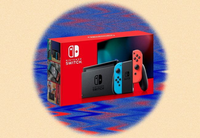 Hurry! The Nintendo Switch Black Friday Deal Is Real and It's Spectacular