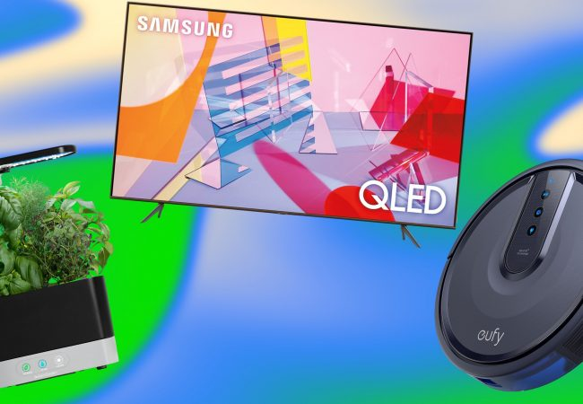 The 21 Very Best Walmart Black Friday Deals We've Found: Robot Vacs, 4K TVs, AirPods, and More
