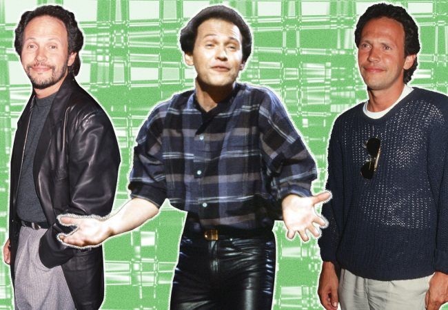 Billy Crystal, Unlikely Style God