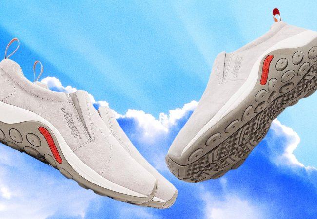 Here's How You Make a '90s Hiking Shoe Feel Brand New