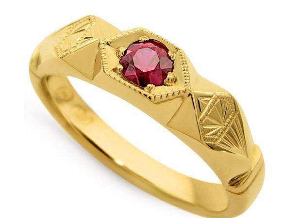 'Palacio' ring