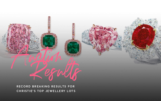 Recent record breakers: Pink diamond sold for $37 million