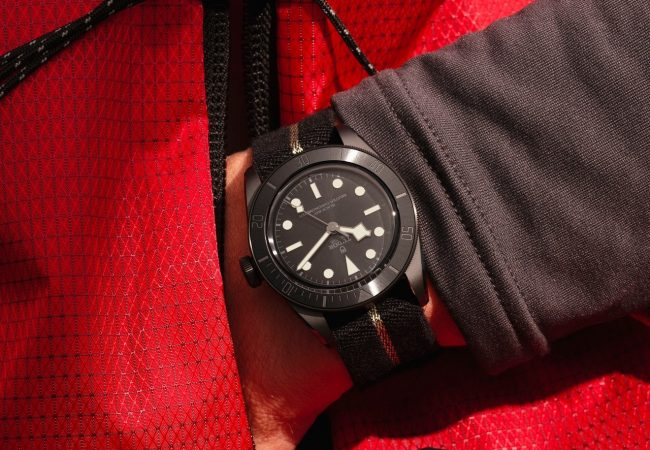Tudor's Flagship Model Now Comes in Badass