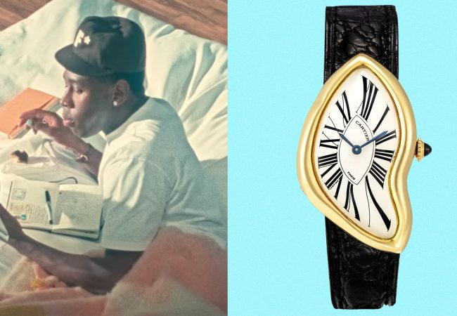 Tyler, the Creator Upgraded from an $11 Casio to a Cartier Grail