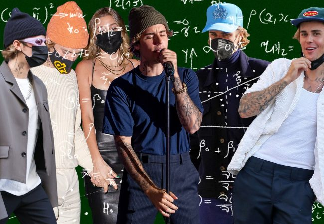 We've Unlocked the Formula to Justin Bieber's Style