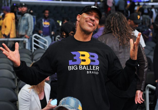Big Baller Brand's Moment Is Finally Here